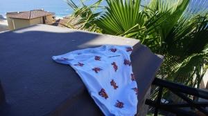 Cabo Crab Bodysuit