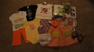 Baby Gifts from Paul & Lori