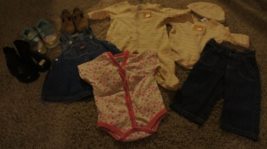 Baby Clothes and Shoes